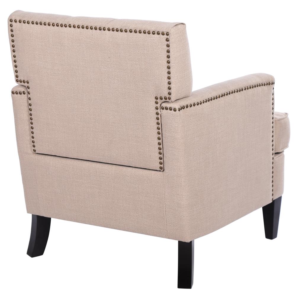Подробные сведения о Прочный акцент ткань кресло одинарный Arme диван кресло для отдыха мебель для гостиной показать заголовок оригинала